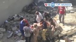 Manchetes mundo 22 maio: Avião que caiu no Paquistão tinha cerca de 100 pessoas