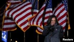 Kamala Harris Vis Prezidant Etazini.(Foto: Reuters).