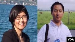 維權律師王宇,李和平 (資料圖片)
