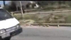 2012-04-25 美國之音視頻新聞: 安南對敘利亞襲擊觀察員視察地區表示震驚