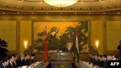 Çin və Tacikistan aralarında sərhəd mübahisəsini həll edib