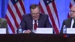 """美國貿易代表:90天與中國達成協議是""""硬性""""期限"""
