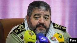 غلامرضا جلالی رییس سازمان پدافند غیرعامل
