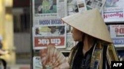 Vợ của một nhà báo Việt Nam thú nhận đã giết chồng