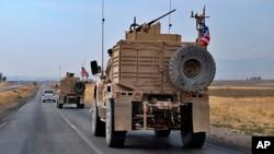 سربازان امریکایی در سوریه