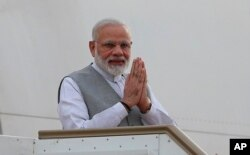 FILE - Indian Prime Minister Narendra Modi.