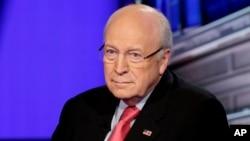 Mantan Wapres AS Dick Cheney membela program interogasi CIA (foto: dok).