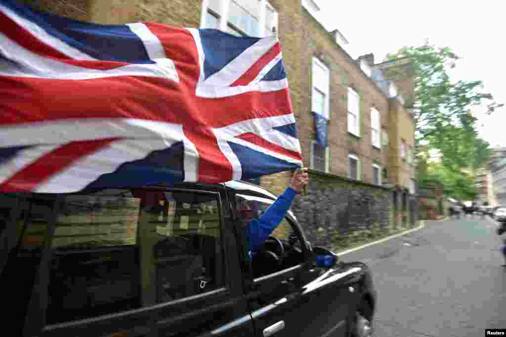 Britaniya Yevropa Ittifoqidan chiqishga qaror qildi