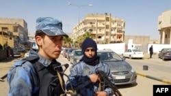 Des forces fidèles à Khalifa Haftar dans la ville de Sebha, dans le sud de la Libye, le 9 février 2019.