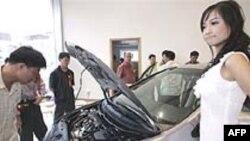 Số xe hơi bán ra ở Việt Nam tăng 59%