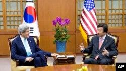 امریکہ، جنوبی کوریا وزرائے خارجہ ملاقات