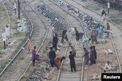 کراچی شہر میں ریلوے کی بحالی کے لیے اقدامات کیے جا رہے ہیں۔
