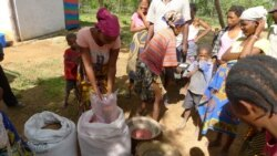 Camponeses na Huila