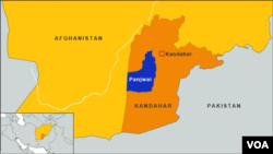 Panjwai District , Kandahar, Afghanistan