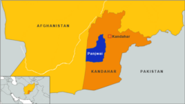 Panjwai District , Kandahar, Afghanistan