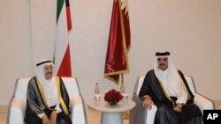 Amiirada dalalka Kuwait iyo Qatar