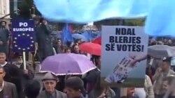 Tubim proteste i PD
