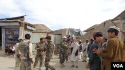 Wani yankin a Afghnistan da aka kai hari