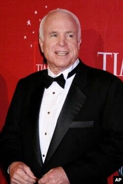 Джона Маккейна названо одним зі 100 найвпливовіших людей світу, 2008