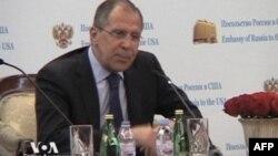 Міністр закордонних справ Російської Федерації Сергій Лавров