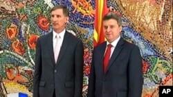 САД ја поддржуваат Македонија во евроатлантските аспирации