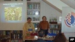 Yako Tahnahga i Ann Filemyr