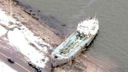 Nueva Tormenta afecta a damnificados de Sandy