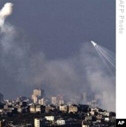 گذشتہ سال کے اوائل میں اسرائیل کی غزہ پر بمباری