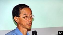 林超英:香港天文台前台长
