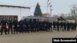 """Članovi humanitarne organizacije """"Sveti Georgije"""" Lončari. Foto: Facebook, screenshot"""