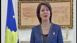 Jahjaga: Kosova nuk do të jetë burim i ekstremizmit