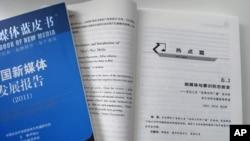 新媒體藍皮書中有關美國之音的章節