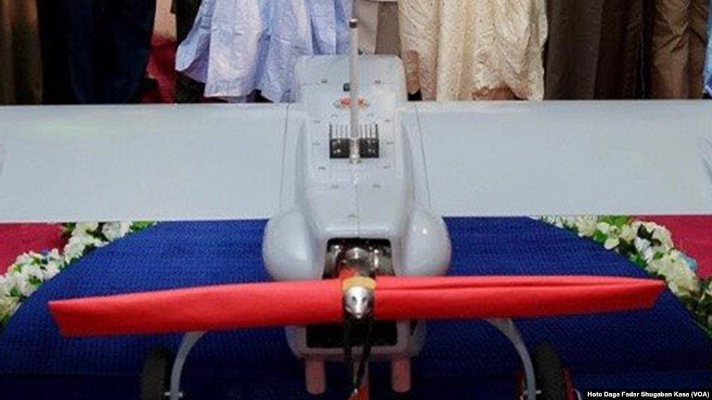 'Tsaigumi' UAV