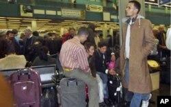 Les étrangers continuent de quitter la Libye