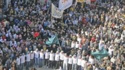 تظاهرات روز جمعه در حمص