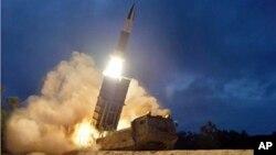 Sjevernokorejski raketni test
