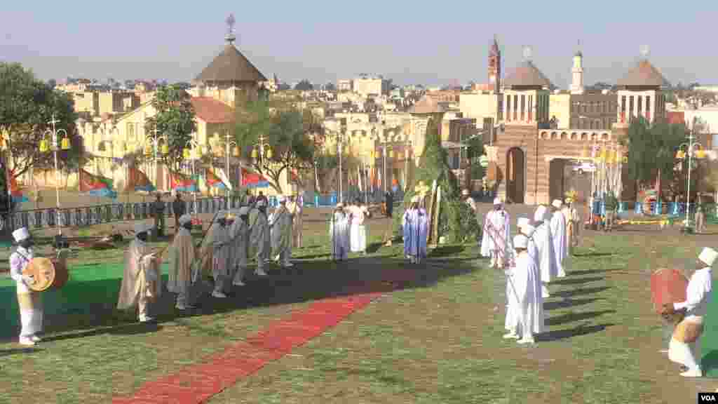 Asmara Meskel Celebration 2020