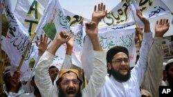 په پاکستان کې اسلام ته د سپکاوي ضد مظاهرې