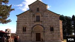 Manastir Dečani, Kosovo