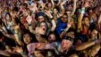 A diverse California crowd at Coachella, a musical event on April 20, 2014. (Photo by Flickr user Thomas Hawk via Creative Commons license)
