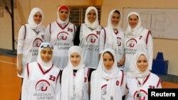 Saudi Arabia women sport