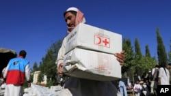در شش ماه نخست سال روان میلادی ۲۳ امدادرسان در افغانستان کشته و ۳۷ تن زخمی شده اند