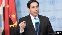 Посол Израиля в ООН Дани Данон