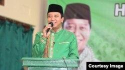 Romahurmuziy, Ketua Umum Partai PPP (foto: Facebook).