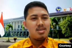 Alfath Bagus Panuntut El Nur Indonesia, peneliti dari Gugus Tugas Papua UGM. (Foto: courtesy)