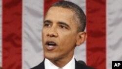 گیارہ ستمبر کو اپنی جانیں قربان کرنے والوں کو صدر اوباما کا خراج عقیدت