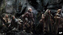 Salah satu adegan dalam film 'The Hobbit: An Unexpected Journey'. (Foto: Dok)