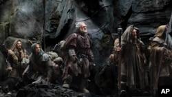 Salah satu adegan dalam film 'The Hobbit: An Unexpected Journey'. (Foto: Dok)