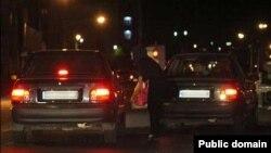 تن فروشی شبانه در خیابان تهران