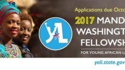 Abertas inscrições em Angola para Mandela Washington Fellowship - 1:44